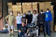ASLED con Cissé Mamadou dona materiale per gli Ospedali in Senegal