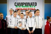 CAMPIONI D'ITALIA- 2014-2015-2016  GINNASTICA RITMICA SAN GIORGIO '79 DESIO